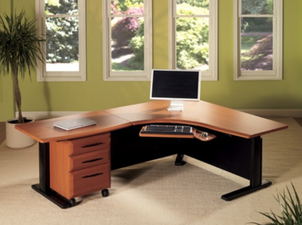 Ergonomic Office Desk