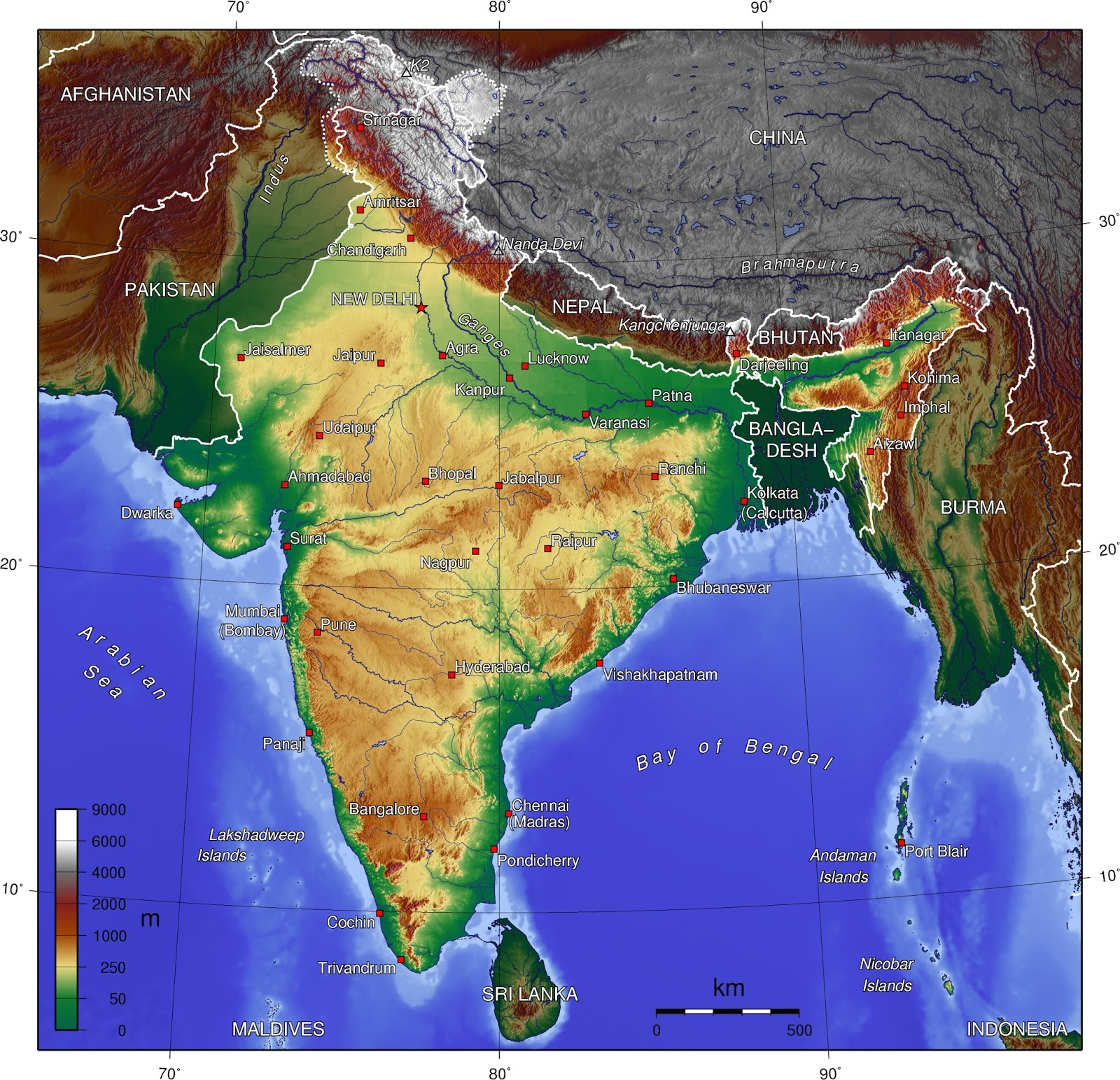 geography indias population India - demographic trends: a population explosion in india commenced  following the great influenza epidemic of 1918–19 in subsequent decades there  was a.