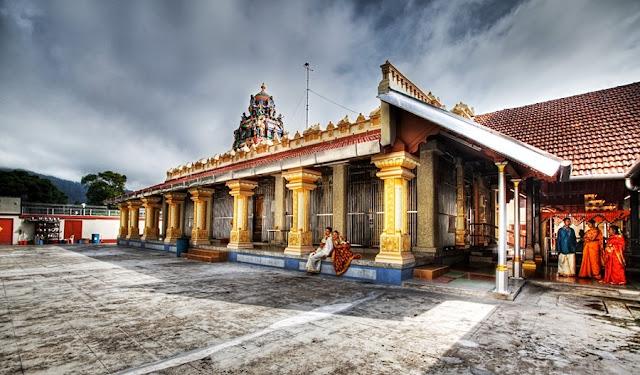 Nattukottai Chettiar temple