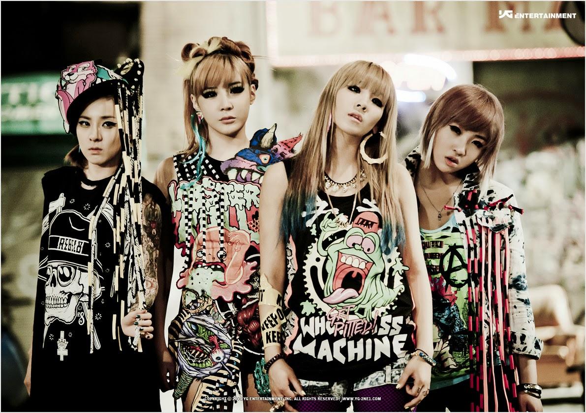 Girlband korea tercantik dan tersexy