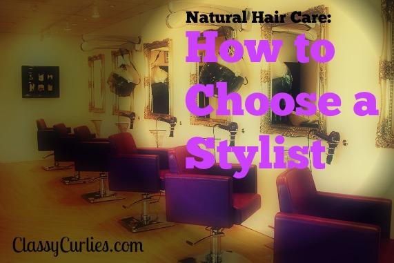 how to choose a hair salon
