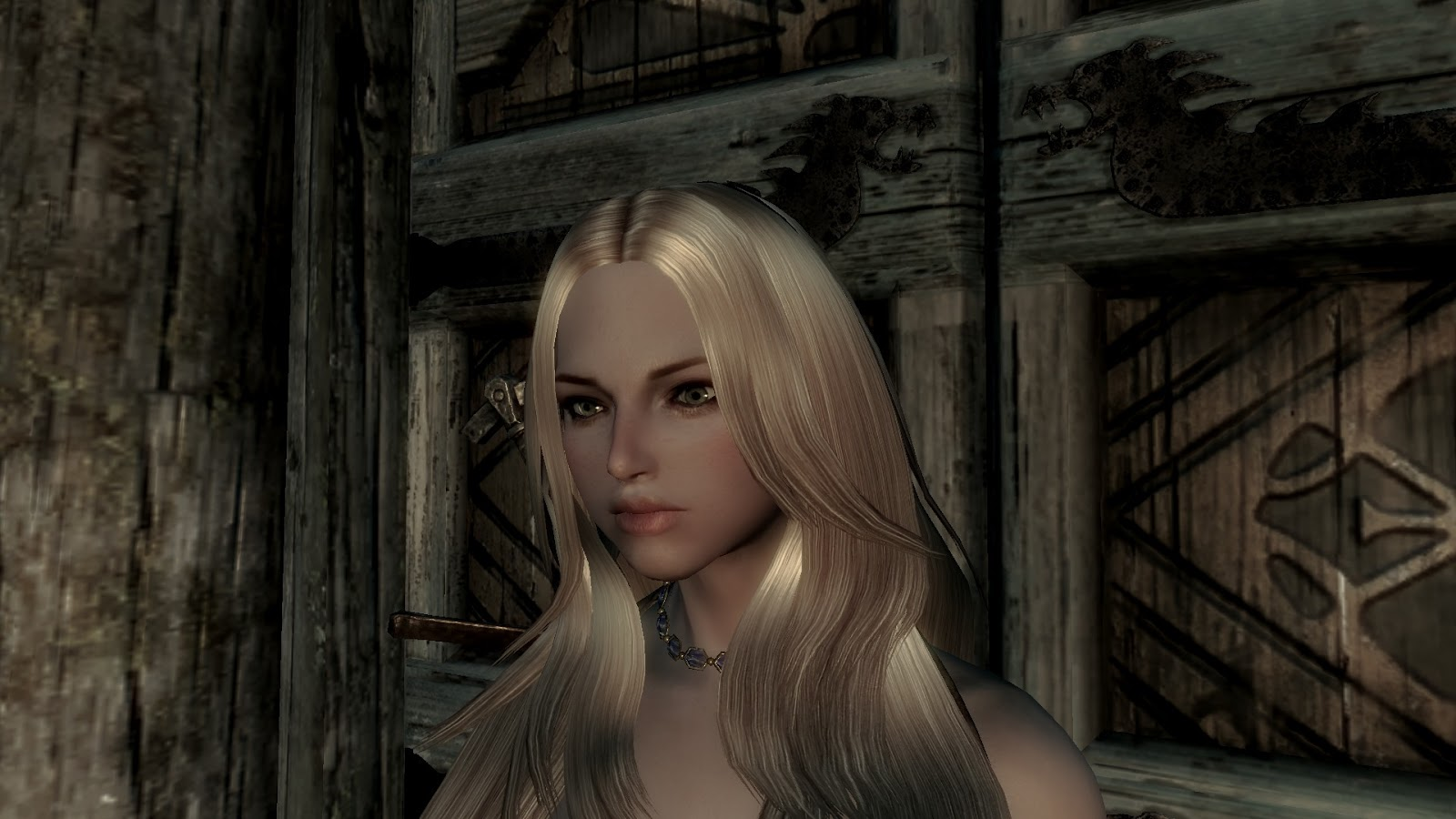 Skyrim Models: Girls of Skyrim