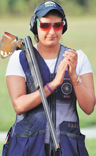 Indian Shooter Shagun Chowdhary