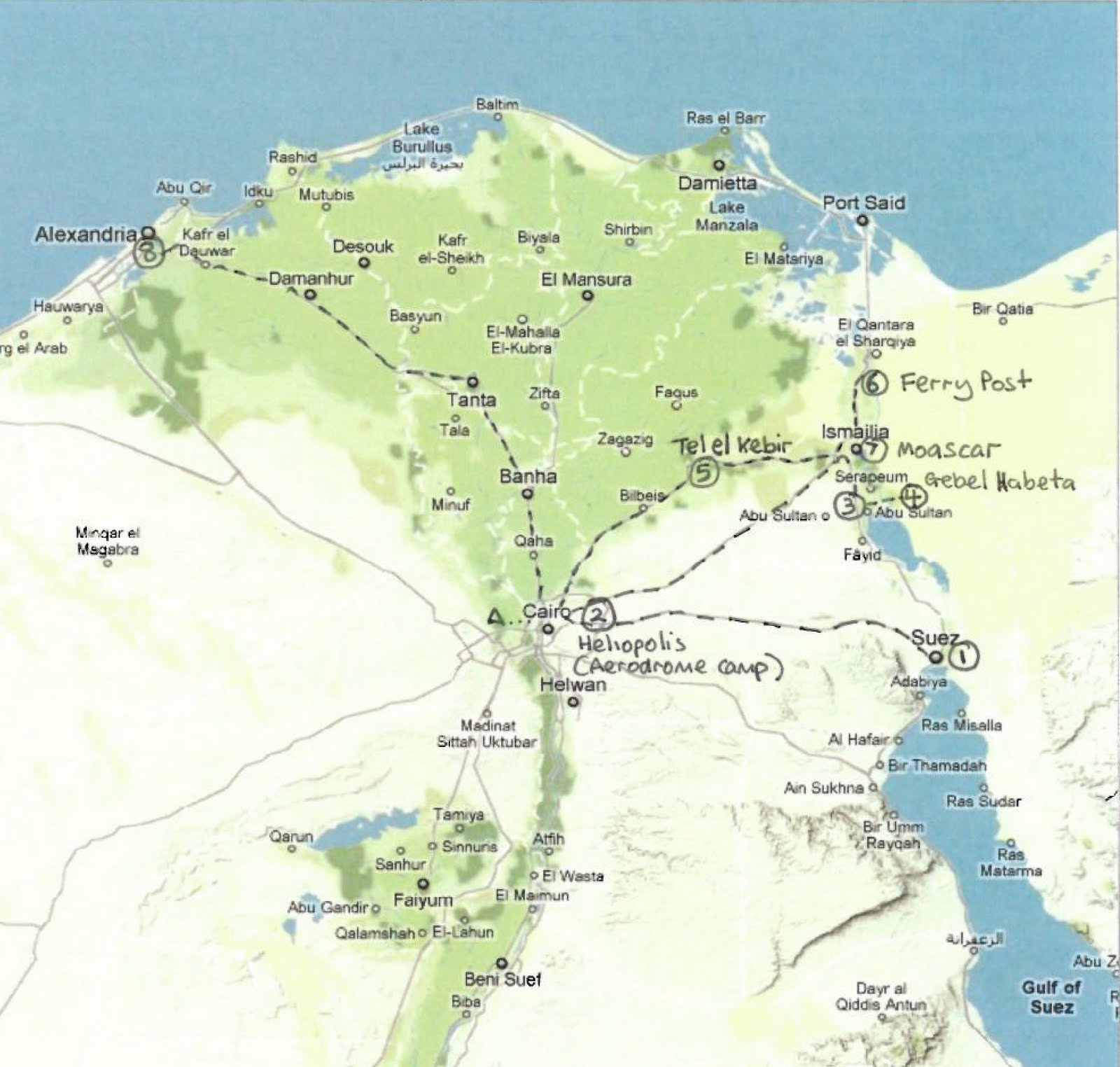 Thomas Michael Carrucan November - Map of egypt heliopolis