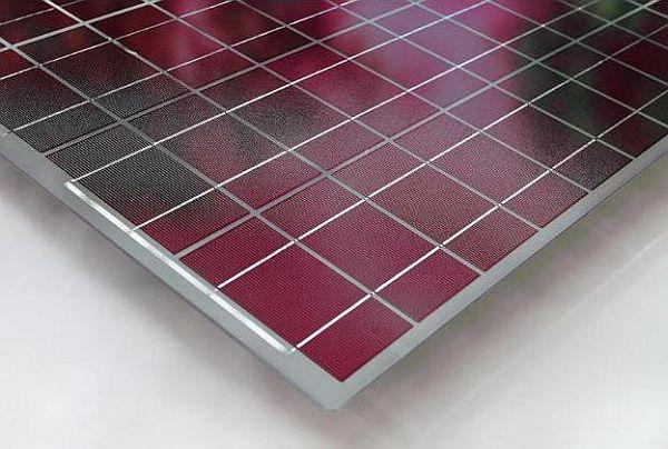 Semi Transparent Solar Panels