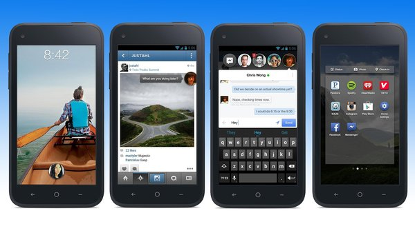 Home: What's Facebook's Android Strategy? | Tech-Thoughts