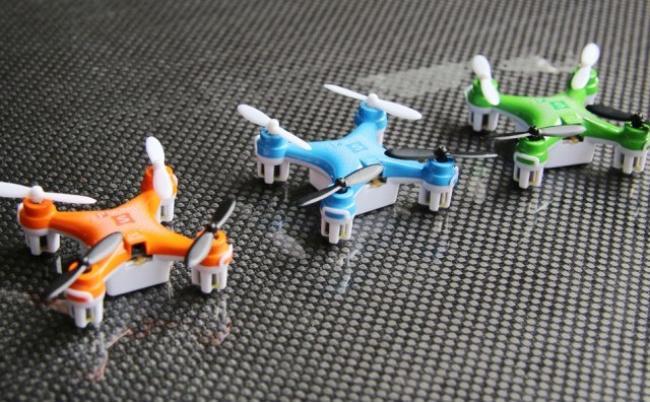 micro-drone de la gnex