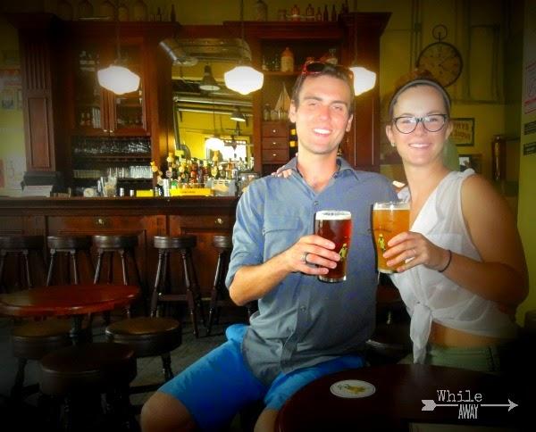La Rana Dorada Brewery, Panama City