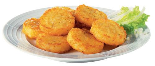 MissAvantgarde: Duitse aardappelkoekjes/reibekuchen/Rosti recept