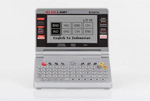 Mau kamus bahasa elektronik gratis ?