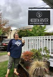 2019 Hidden River Roasters, Iced Chai, Camas WA