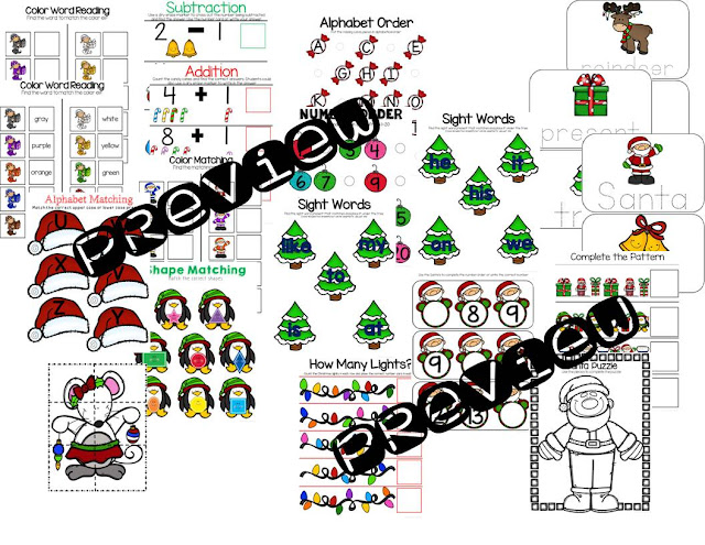 https://www.teacherspayteachers.com/Product/Christmas-Centers-Small-Group-and-Work-Jobs-2233313