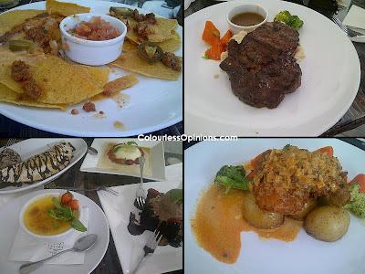 Comida Restaurant Publika Solaris Dutamas foods
