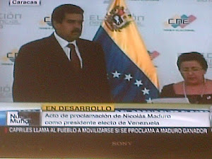 Juramentado Maduro