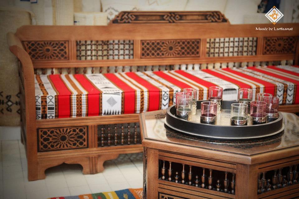 Culture et patrimoine de tunisie en images mohamed for Chambre de culture artisanale