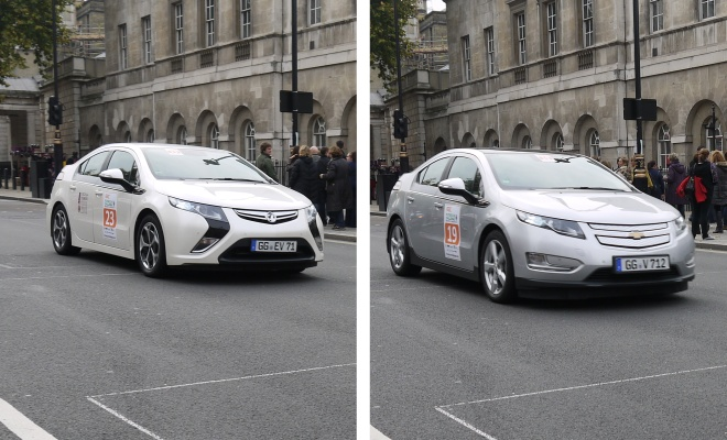 Chevrolet Volt and Vauxhall Opel Ampera