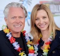 Lisa+Kudrow+%2526+Michel+Stern Celebrity wedding anniversaries
