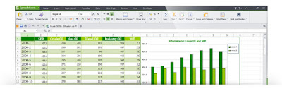WPS Office 10 Business Spreadsheets