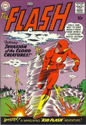 The Flash #111 comic