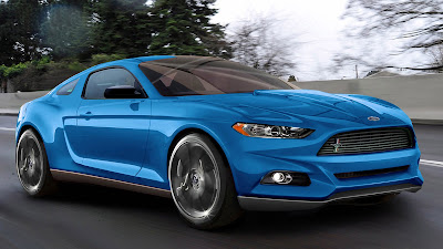 2015 Ford Mustang GT HD Wallpaper