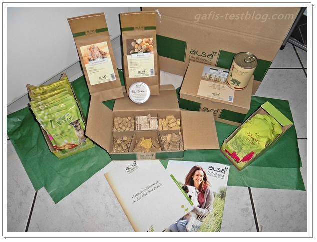 alsa - Futterpaket