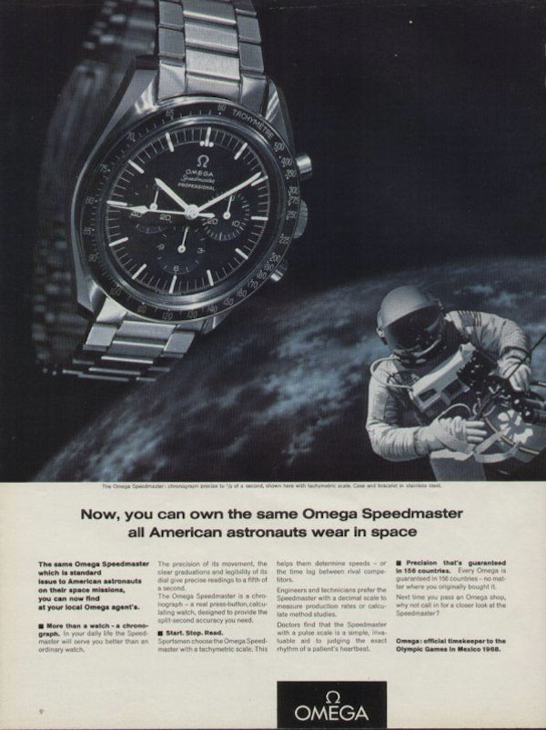 omega watch moon landing - photo #37