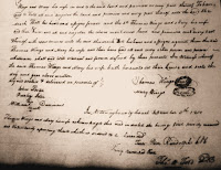 Signatures - 1800 Deed, Wingos to Holts