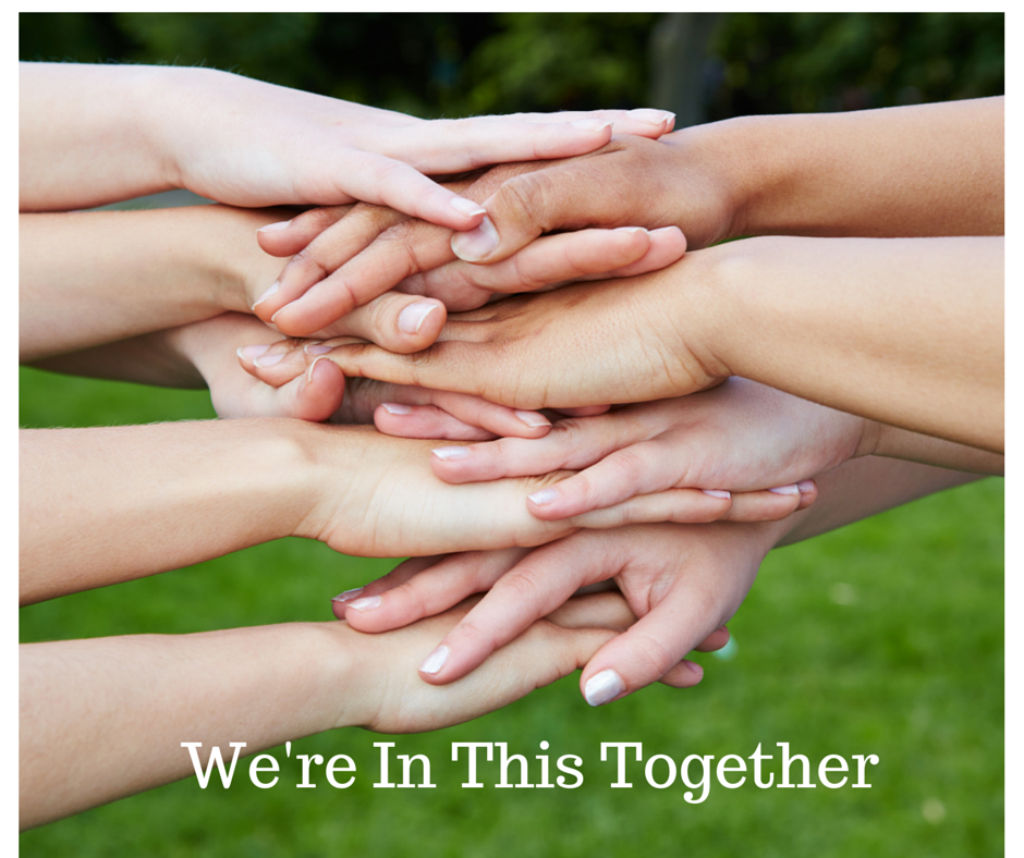 We're in this together: parenting and friendship
