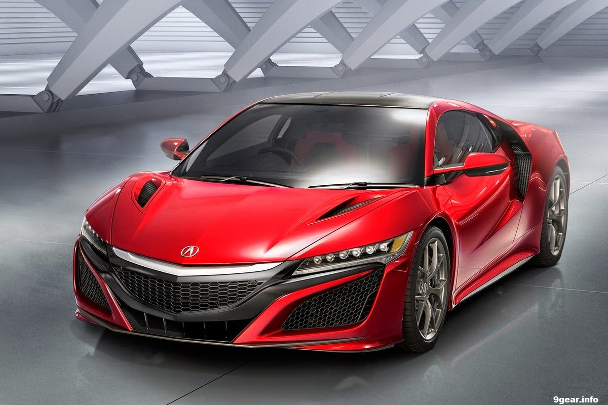 mid engine supercar 2016 acura nsx car reviews new car pictures for 2018 2019. Black Bedroom Furniture Sets. Home Design Ideas