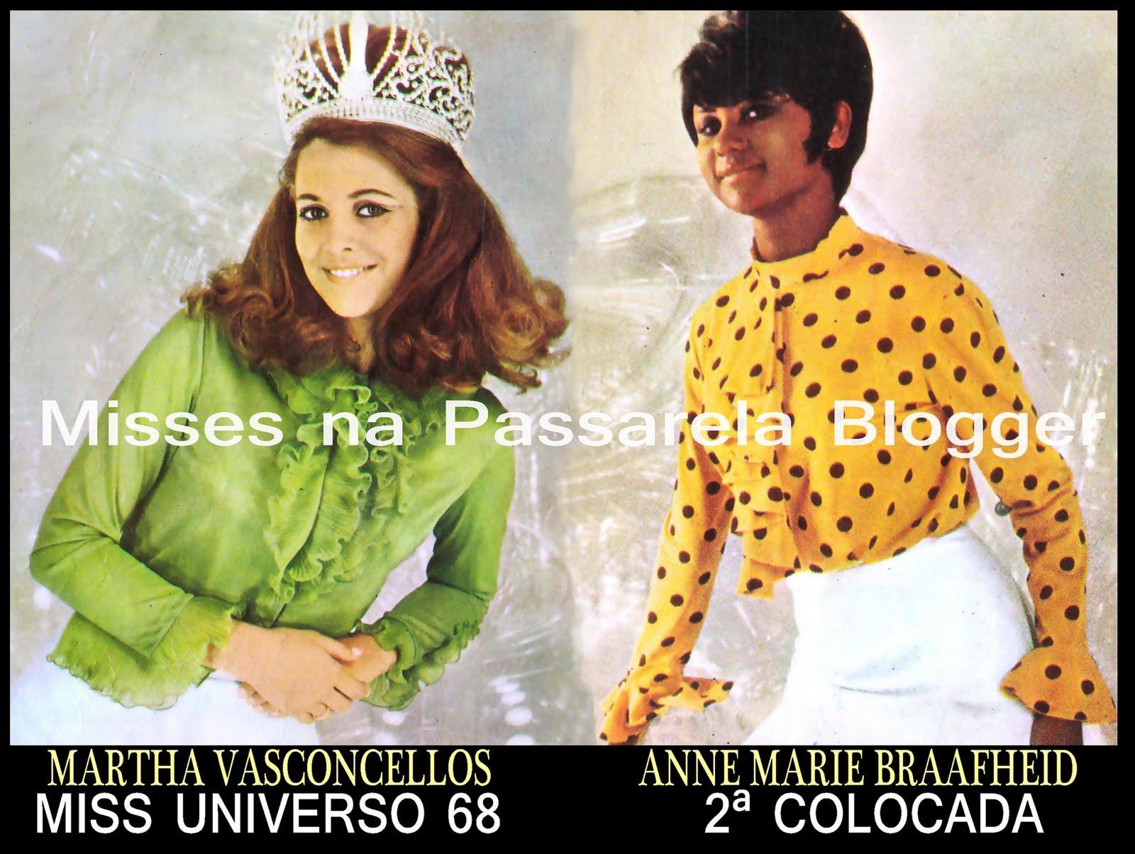 ☽ ✮ ✯ ✰ ☆ ☁ Galeria de Martha Vasconcelos, Miss Universe 1968.☽ ✮ ✯ ✰ ☆ ☁ Estrelas%2B68