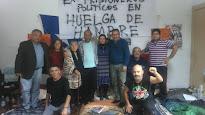 CHILE: HUELGA DE HAMBRE
