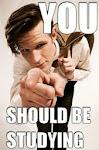 Se até o Matt Smith está mandando...