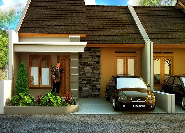 Desain Rumah Minimalis Tampak Depan  Desain Denah Rumah Minimalis