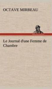 """Édition allemande du """"Journal d'une femme de chambre"""", Tredition, 2012"""