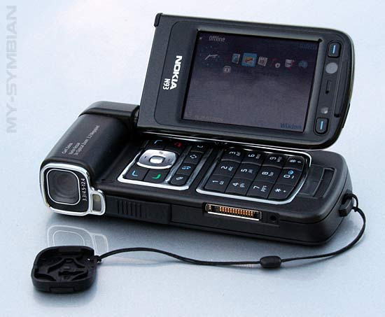 Nokia N93 Review-A Mind Blowing Set ~ MobiZilla
