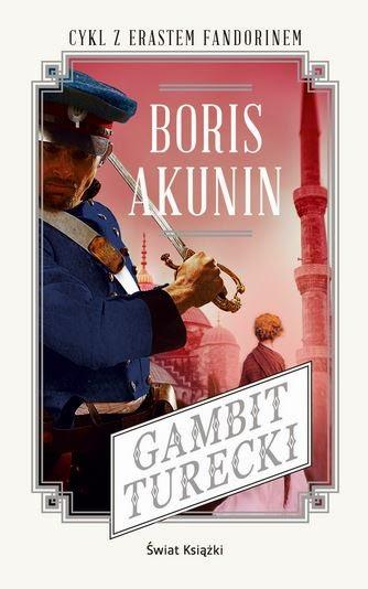 """Gambit turecki"" Boris Akunin - recenzja"