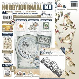 Weekendcandy bij Hobbyjournaal