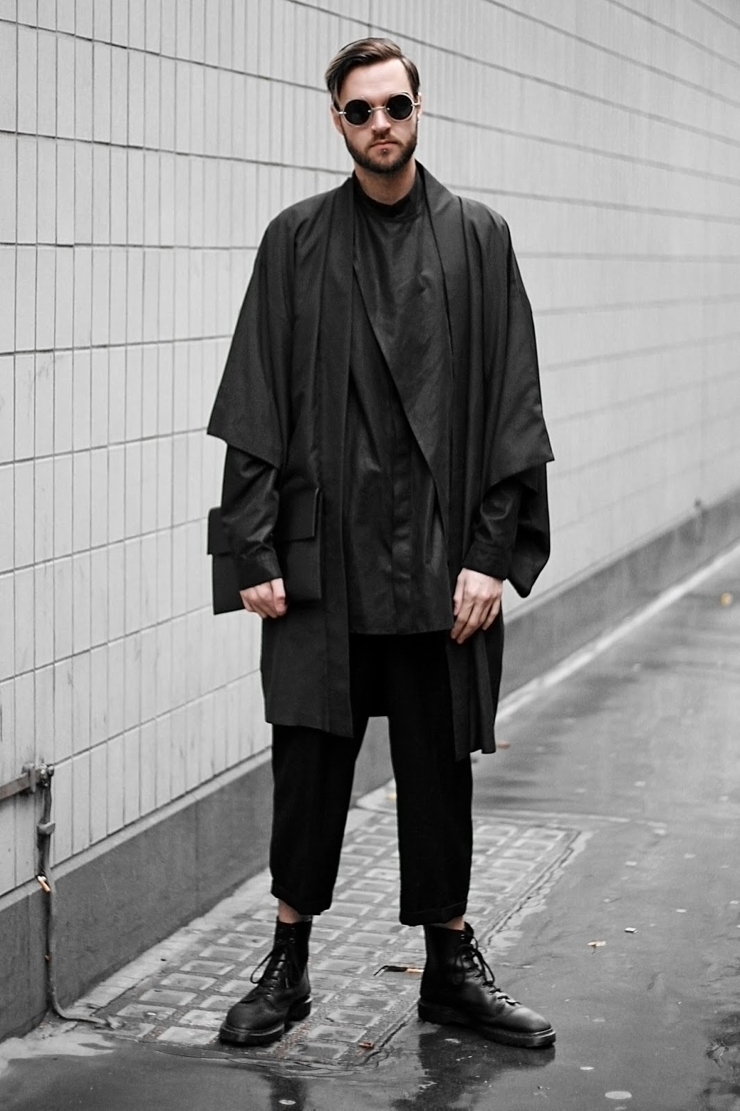 His Name Is Fashion His Name Is Samurai
