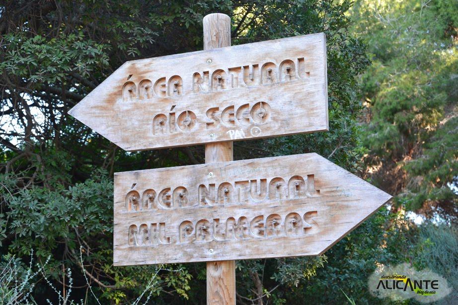 GUIA DEL PARAJE NATURAL RÍO SECO