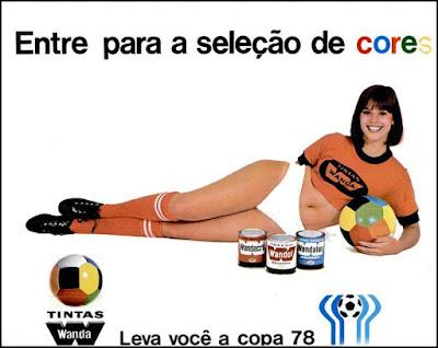 1976, os anos 70; propaganda na década de 70; Brazil in the 70s, história anos 70; Oswaldo Hernandez;