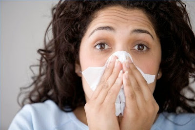 How to remove nasal congestion in less than a minute causes combat of congestion or runny nose  Colds or asthma Flu