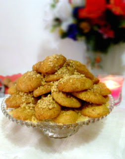 dolcetti tipici di Natale: melomakarona