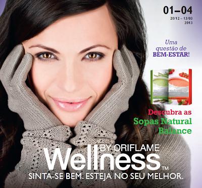 Wellness - Catálogo 01 ao 04 de 2013