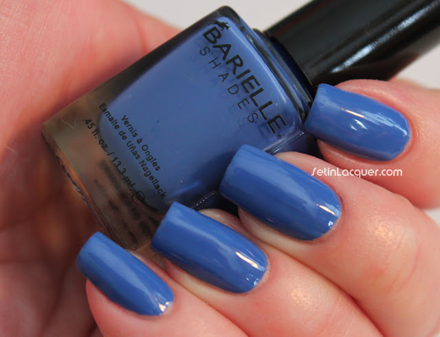 Barielle Summer Brights Collection - Blue Capri
