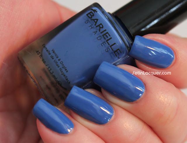 Barielle Summer Brights Collection - Blue Capri