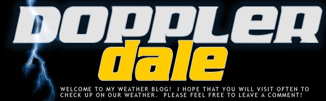 Doppler Dale&#39;s Weather Posts