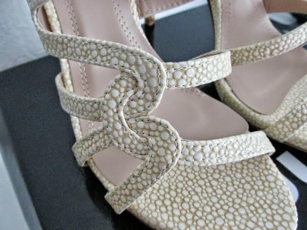 High Heels Sandaletten von Schuhtempel24.de Material