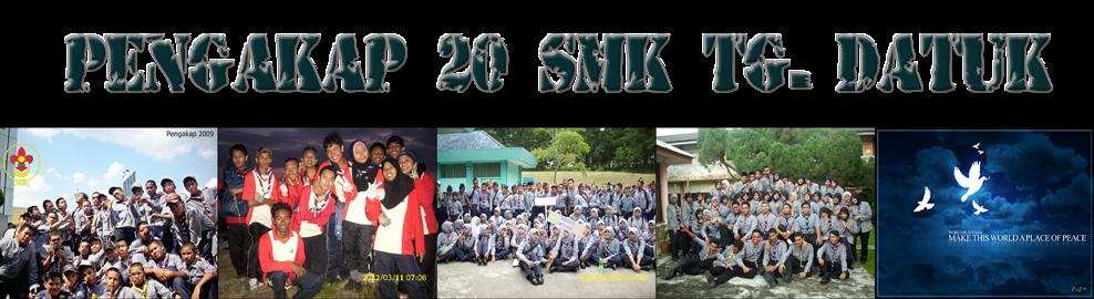 Pengakap 20 SMK Tg. Datuk
