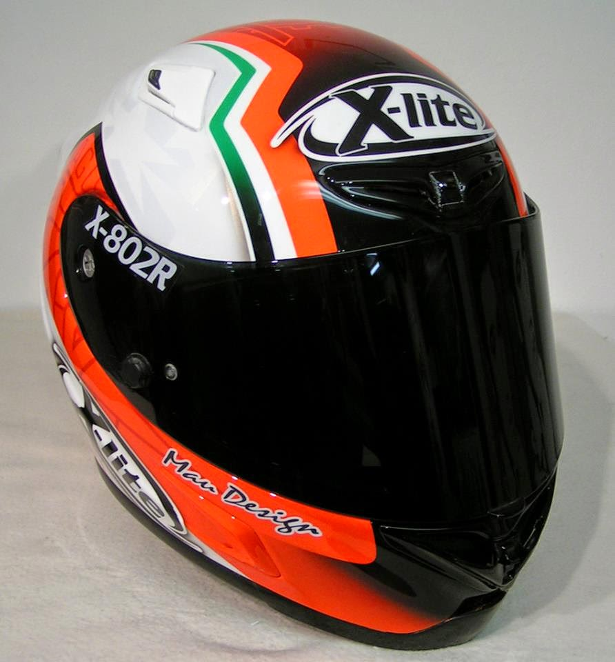 racing helmets garage x lite x 802r i dionisi 2015 by mau. Black Bedroom Furniture Sets. Home Design Ideas