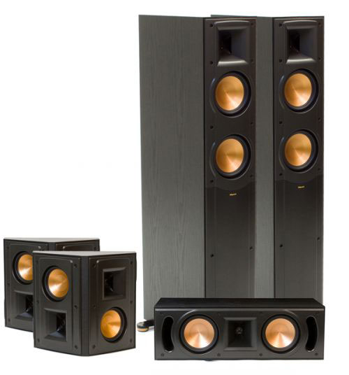 klipsch rf 52 ii set2. Black Bedroom Furniture Sets. Home Design Ideas